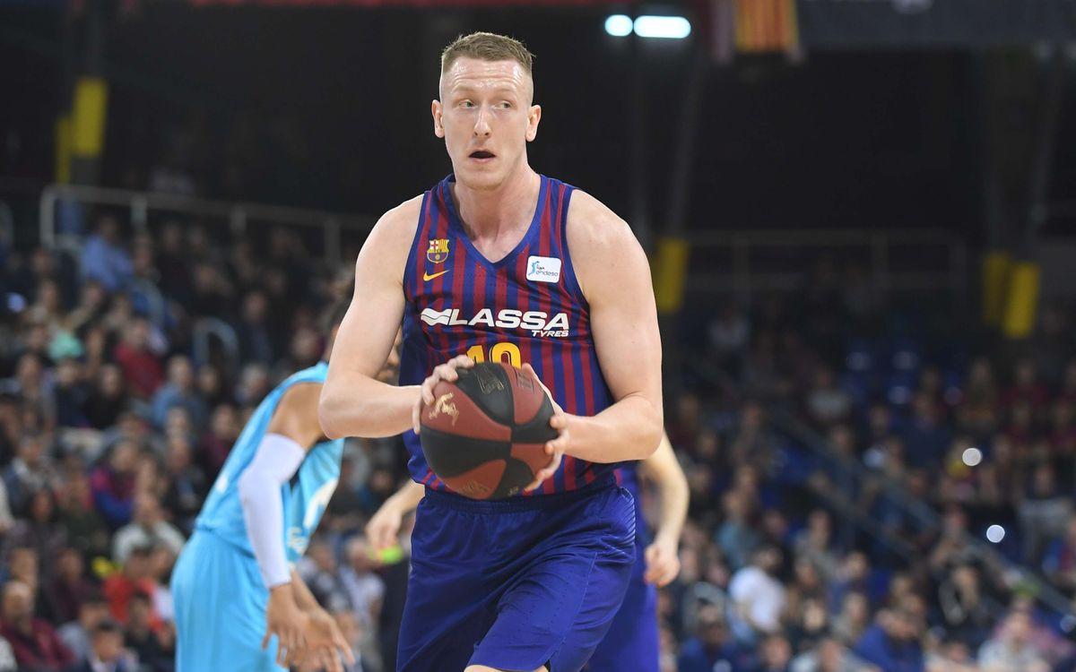 Barça Lassa - BAXI Manresa: Objetivo seguir sumando en la ACB