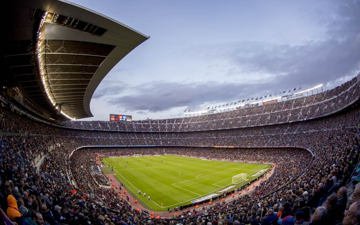 Las entradas para ver rugby en el Camp Nou, a la venta