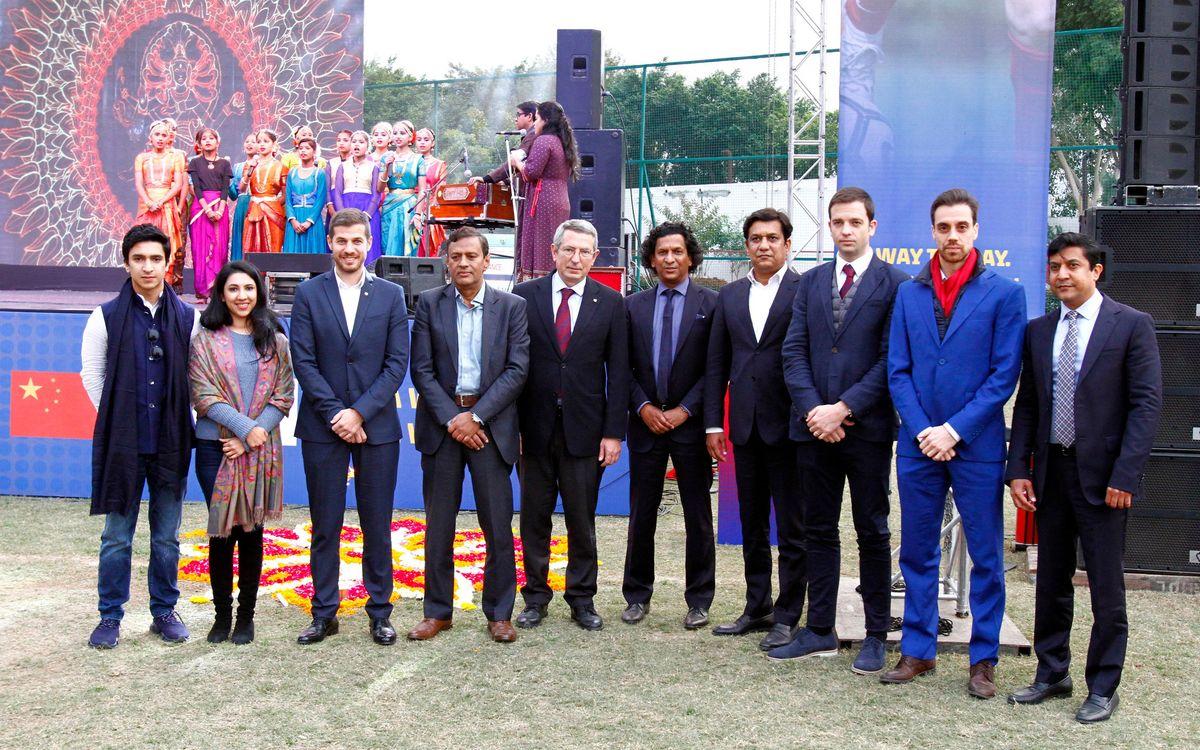 Inaugurado el torneo internacional Barça Academy Cup Asia Pacífico