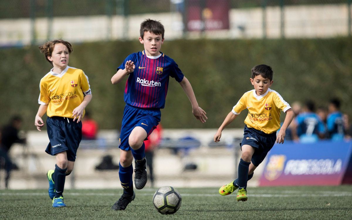 Barça Academies from Asia-Pacific to have own tournament in Delhi