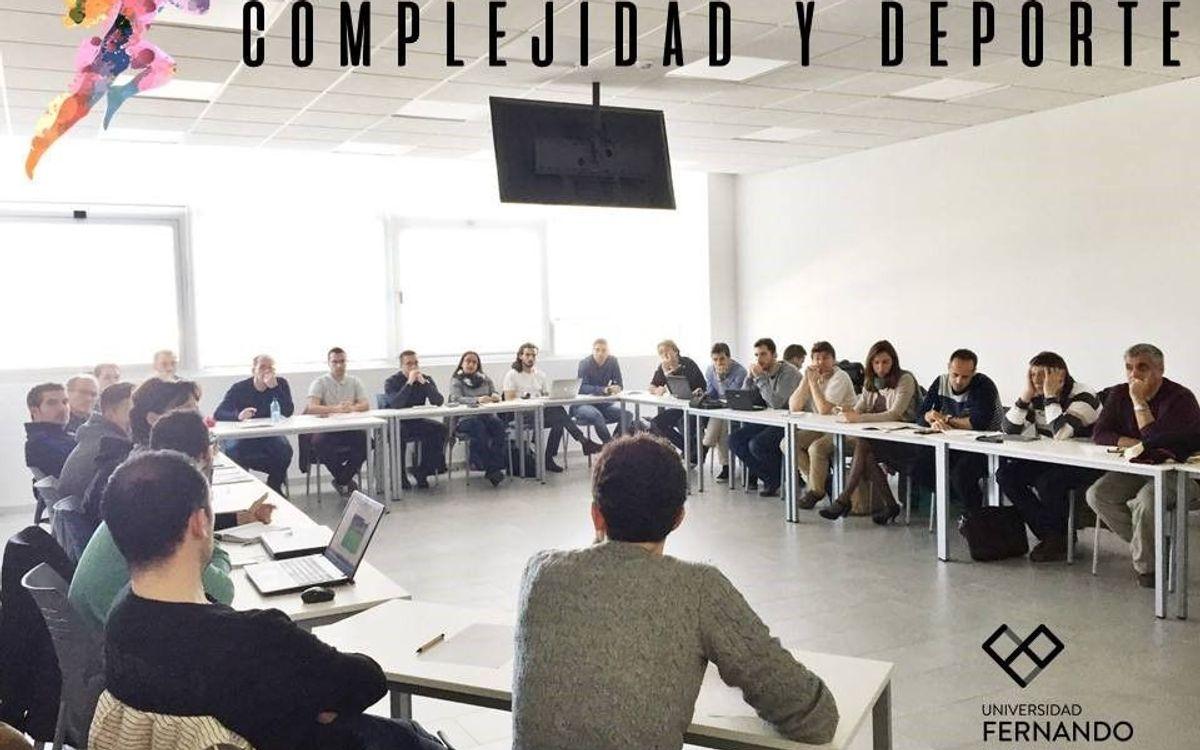 L'FCBEscola, a les Jornades científiques internacionals de complexitat i esport de Canàries