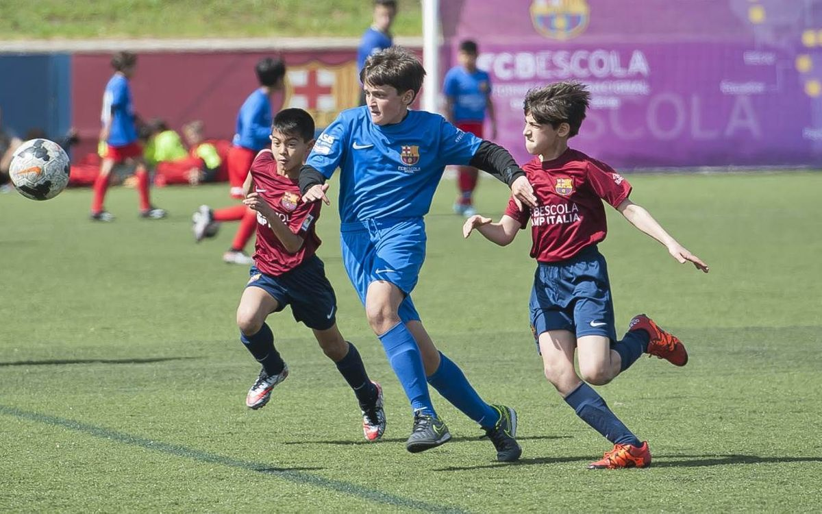 Summer camp with Barça DNA