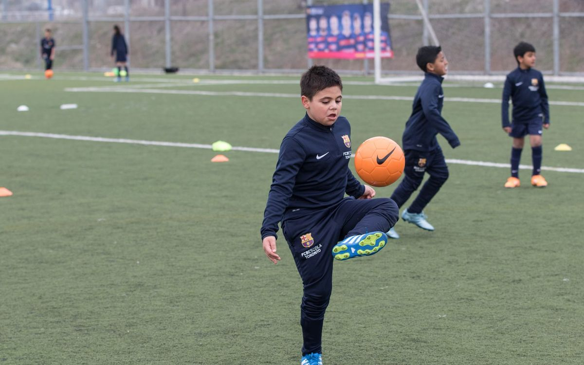 FC Barcelona to open new school in Ottawa from October