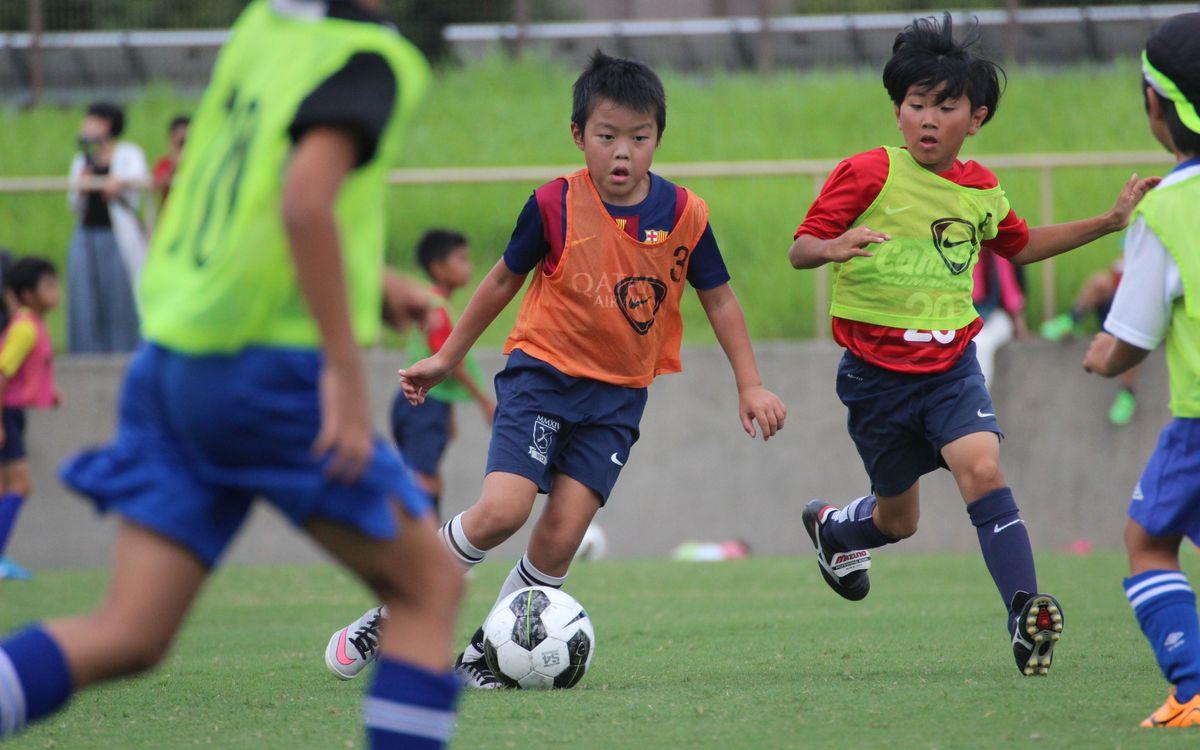 L'FCBEscola organitza un campus solidari al Japó