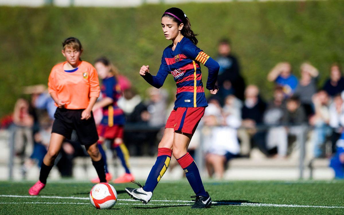 Jana Fernández lidera al equipo español clasificado para la Ronda Élite del Europeo Sub17