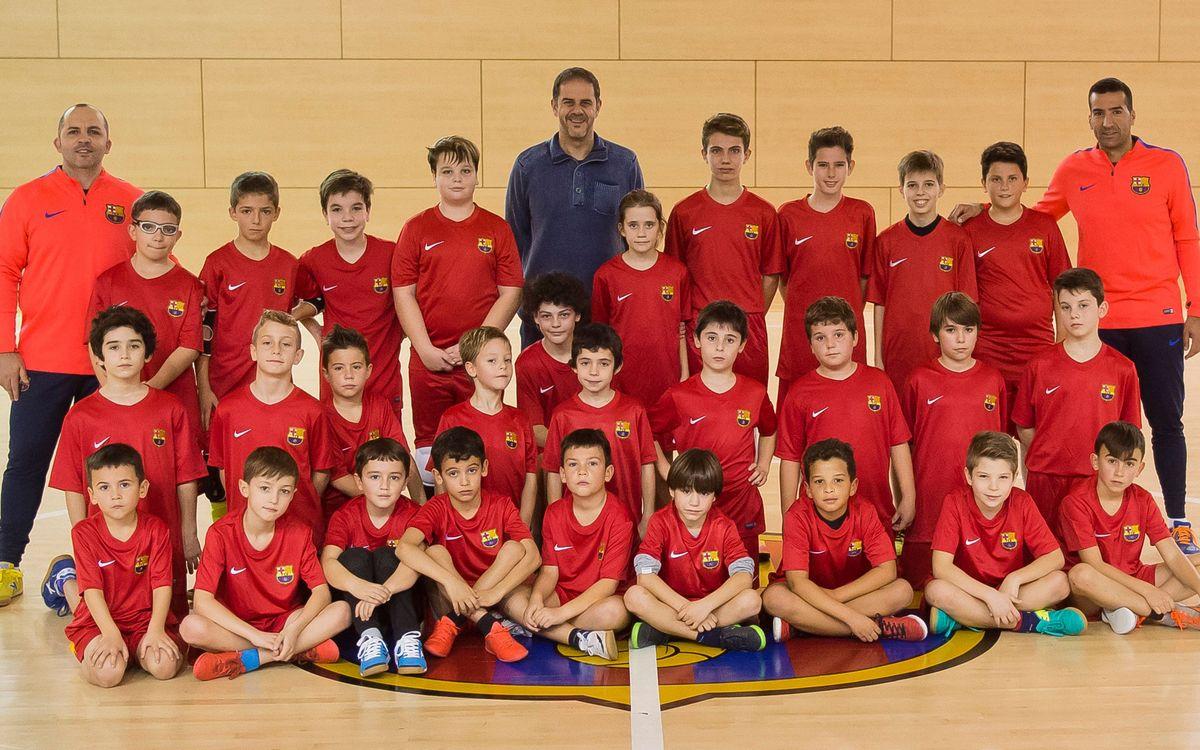 La Barça Academy organiza sus primeros Camps de futbol sala en Australia