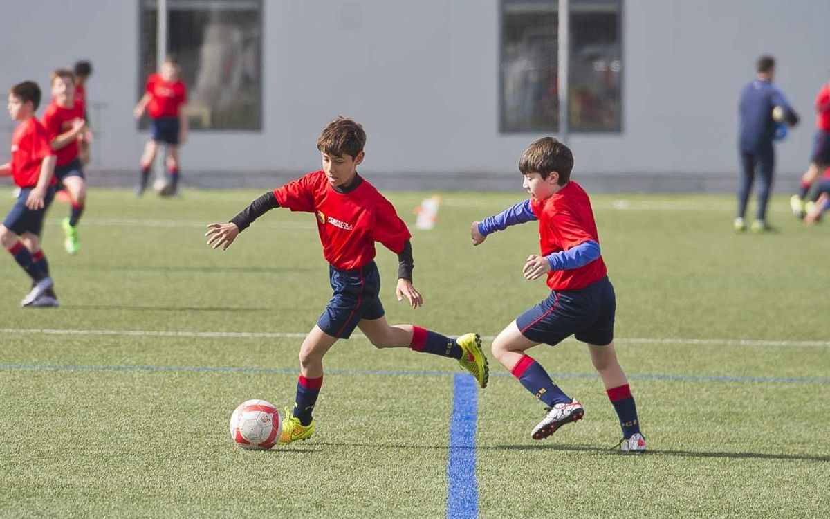 The FCBEscola sets its sights on Oceania