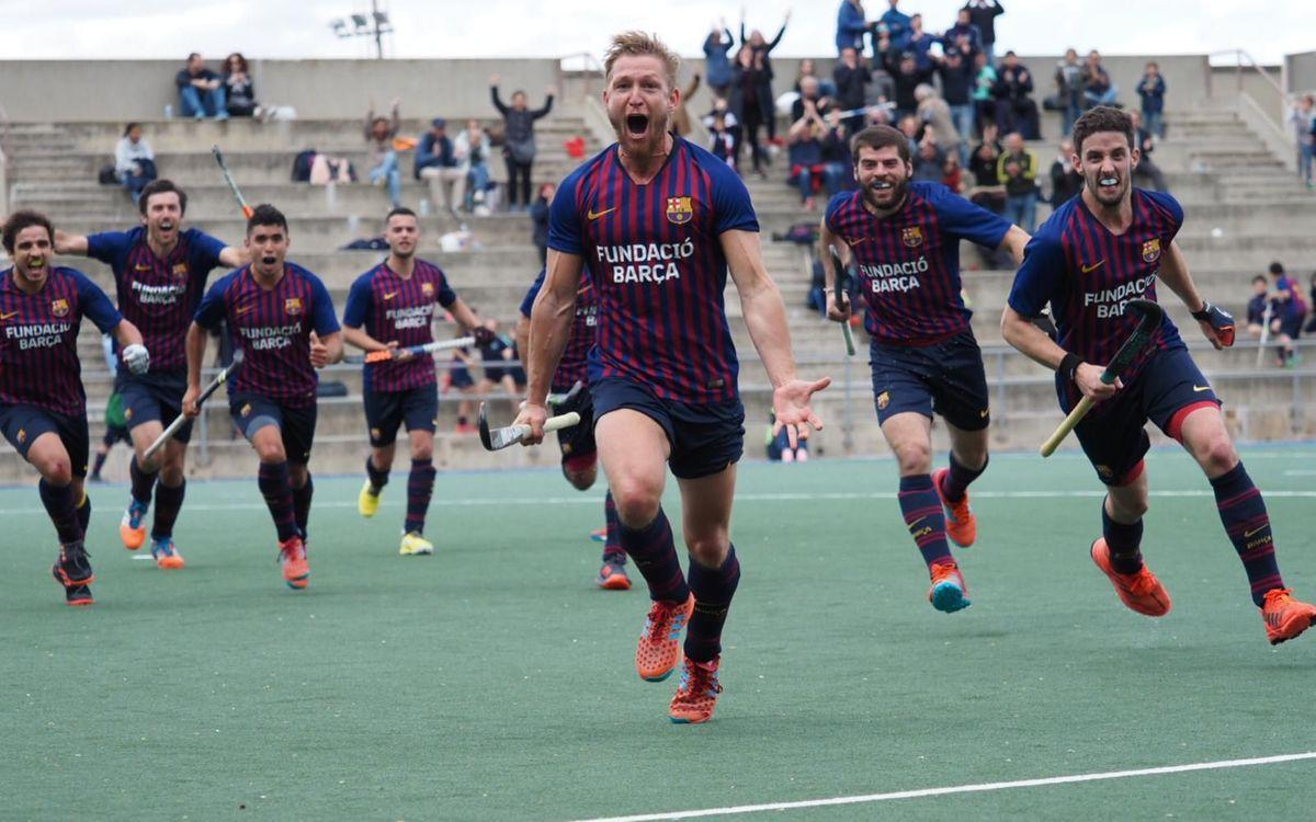 Gebhardt dona mitja permanència al Barça