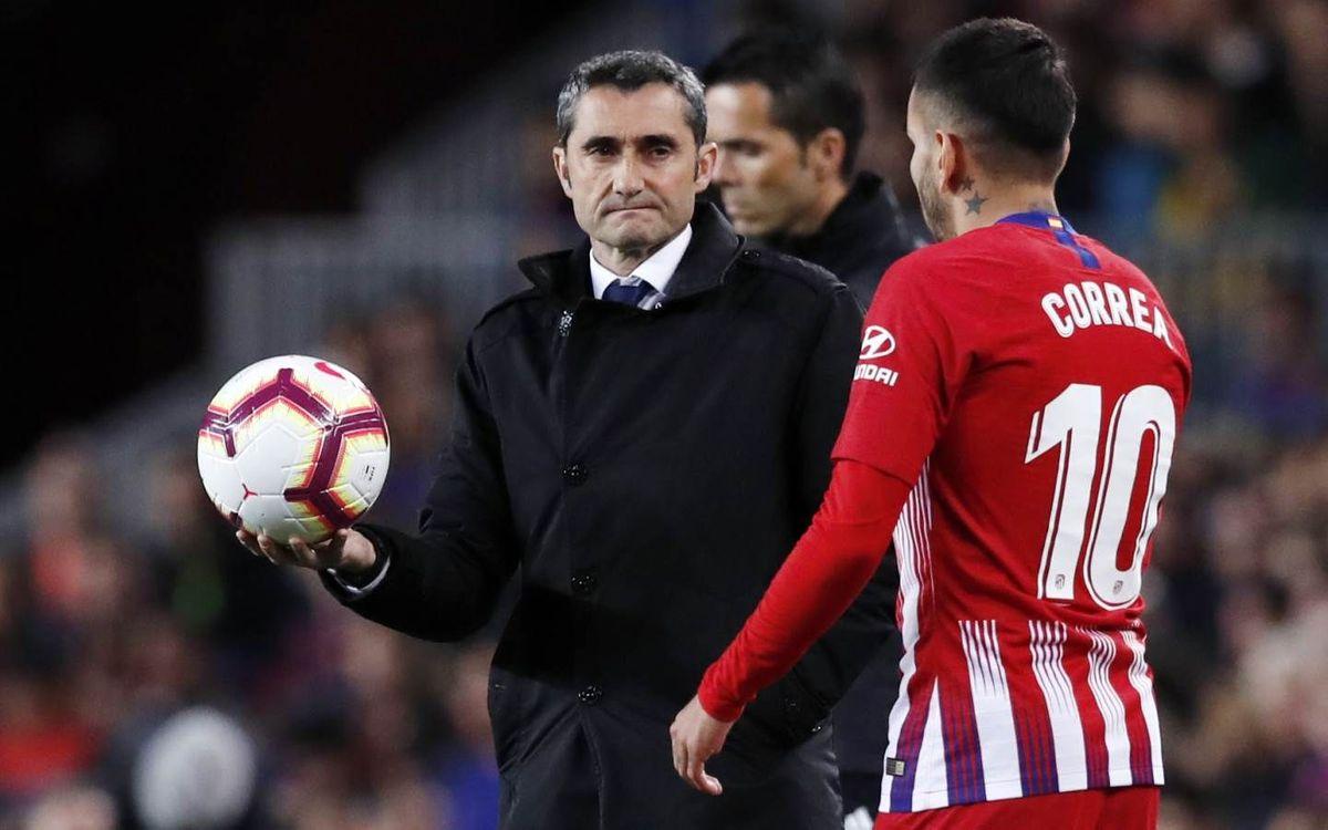 The lowdown on Atlético Madrid