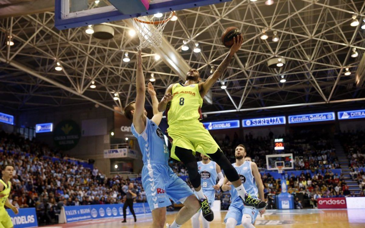 Cafés Candelas Breogán 75-92 Barça Lassa: The wins keep coming