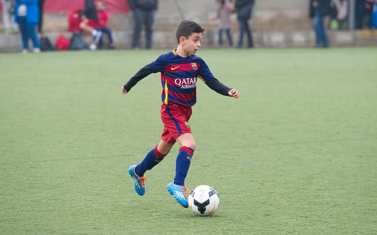 S'obre el període d'inscripció a les proves d'accés de l'FCBEscola Barcelona per al curs 2016-2017