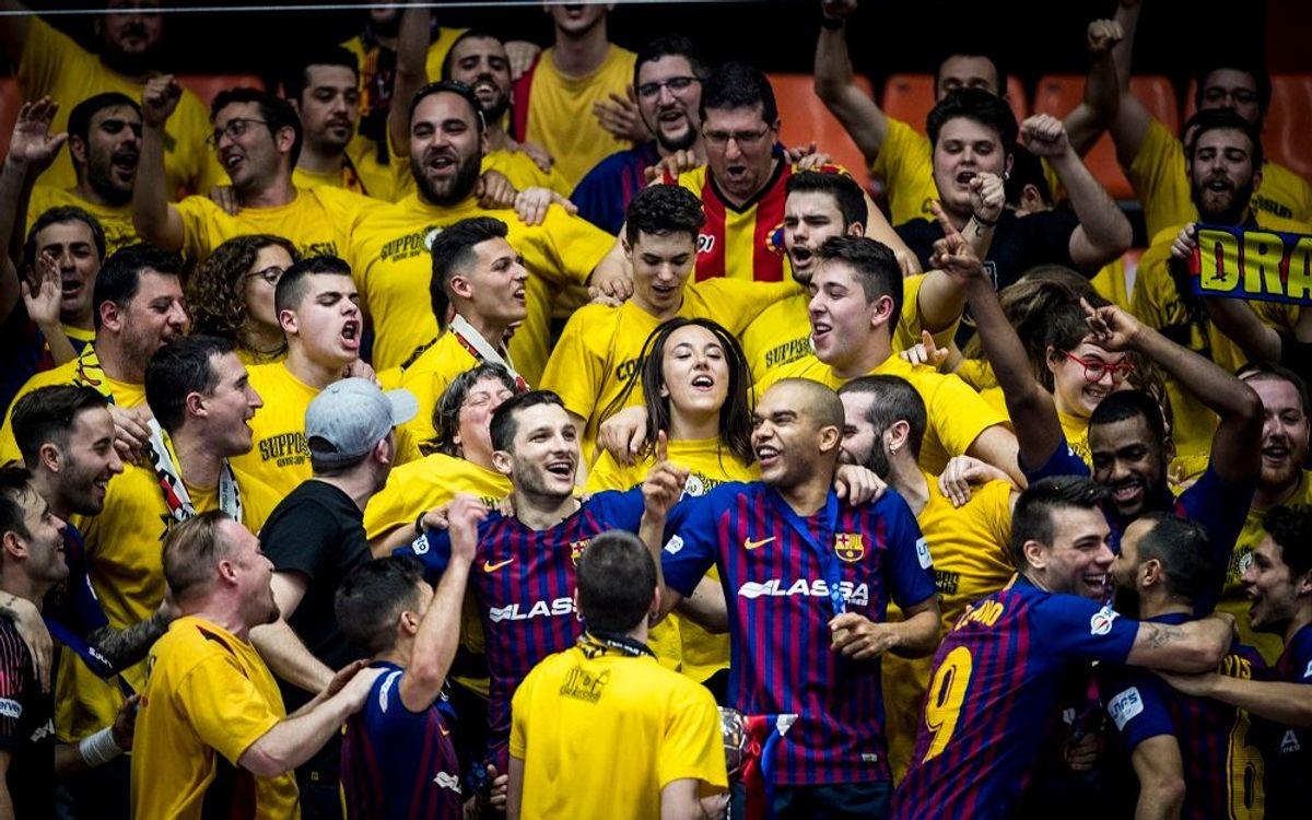 ¡Acompáñanos a la Final Four de la Copa del Rey!