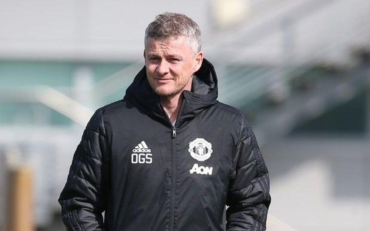Solskjaer: 'The tie will be decided at Camp Nou'