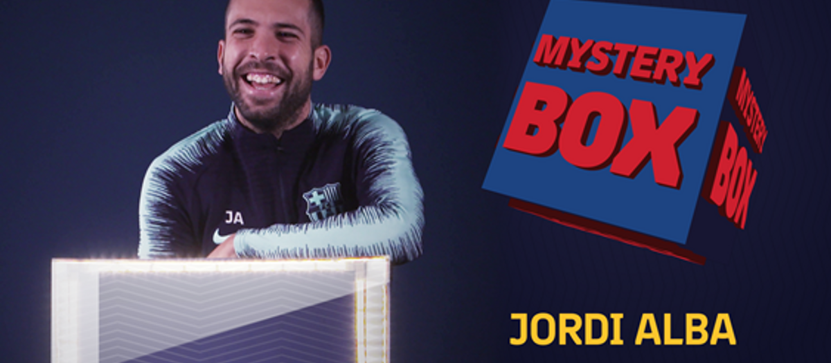 MYSTERY JORDI ALBA COLLECTION