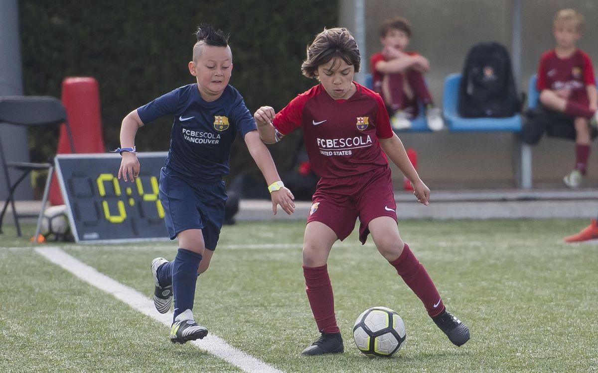 10 coses sobre la Barça Academy World Cup 2019 by Rakuten