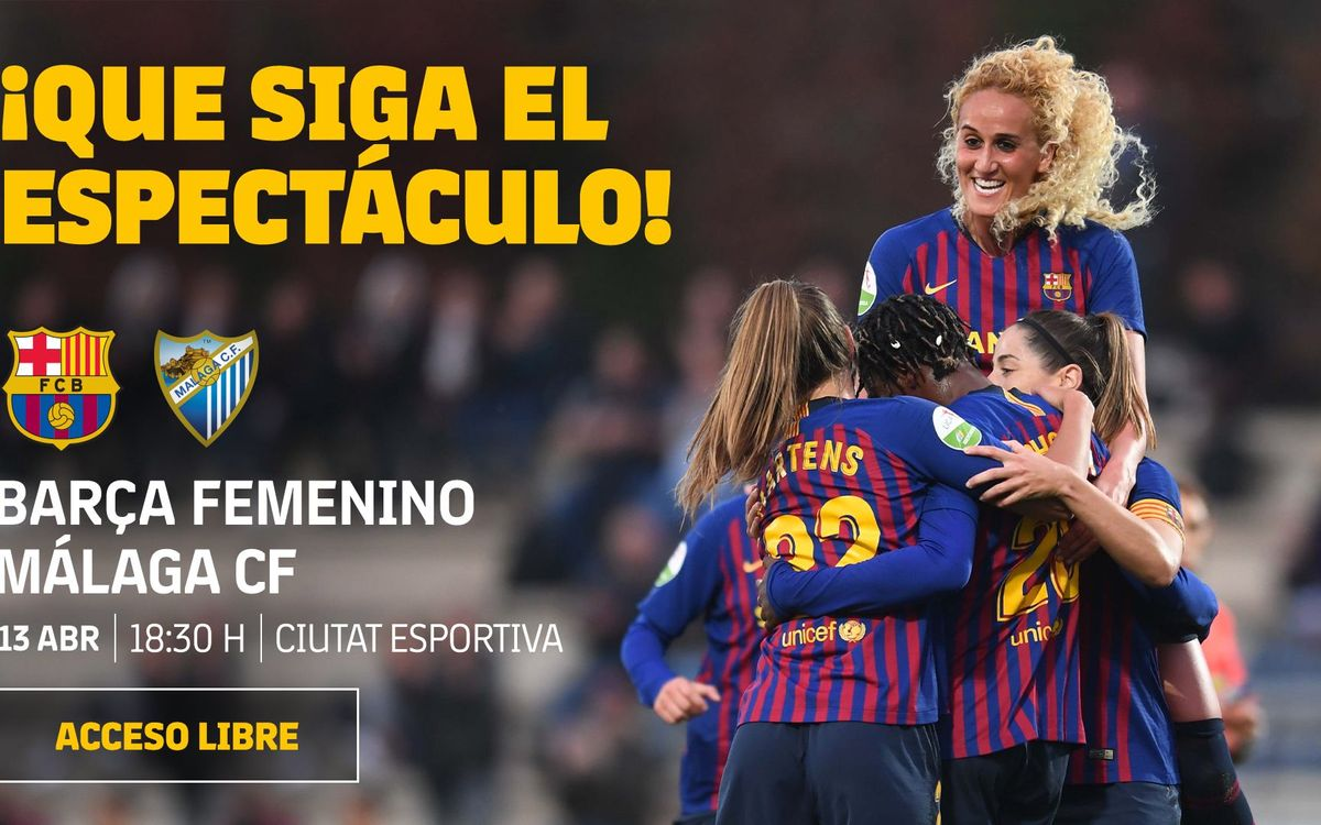 Barça Femenino - Málaga CF (previa): La traca final