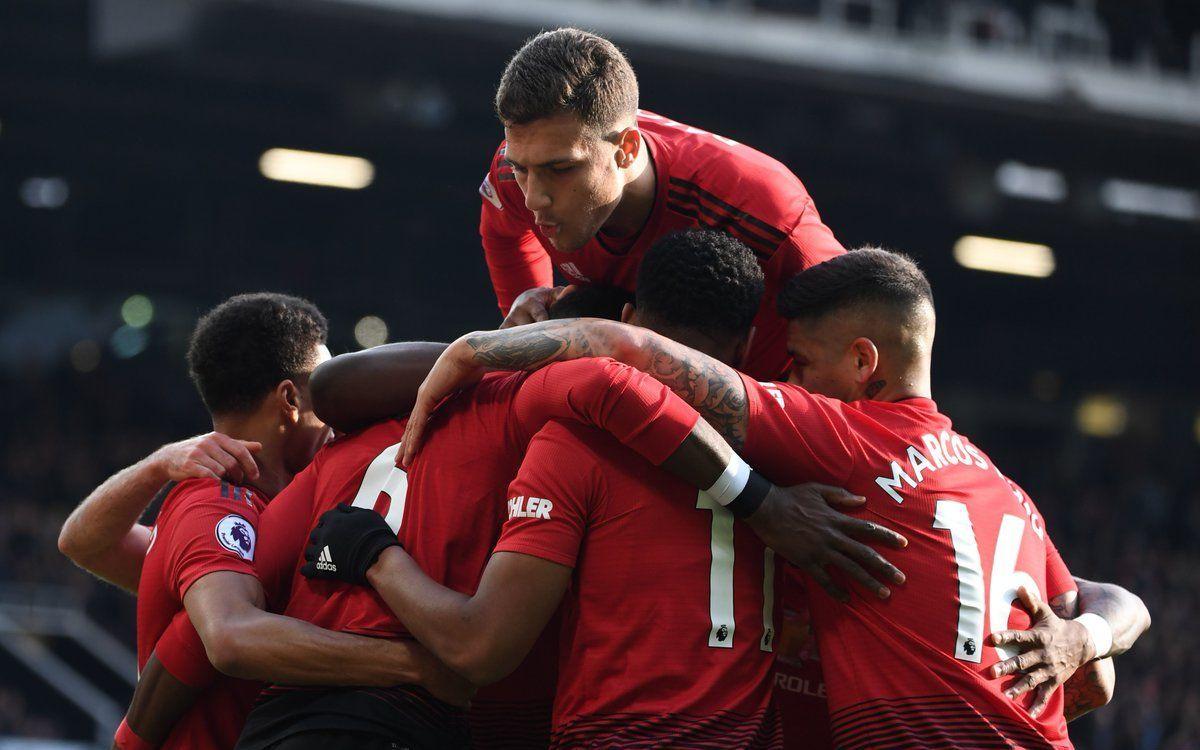 Victòria del Manchester United abans de visitar el Camp Nou