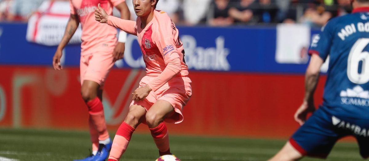Eight Barça B players have made their debuts for the first team