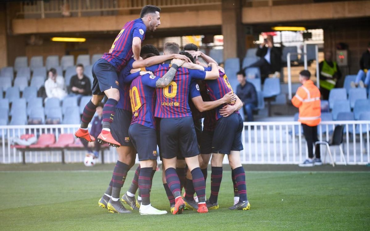 Barça B 3–2 Levante: Total football at the Miniestadi