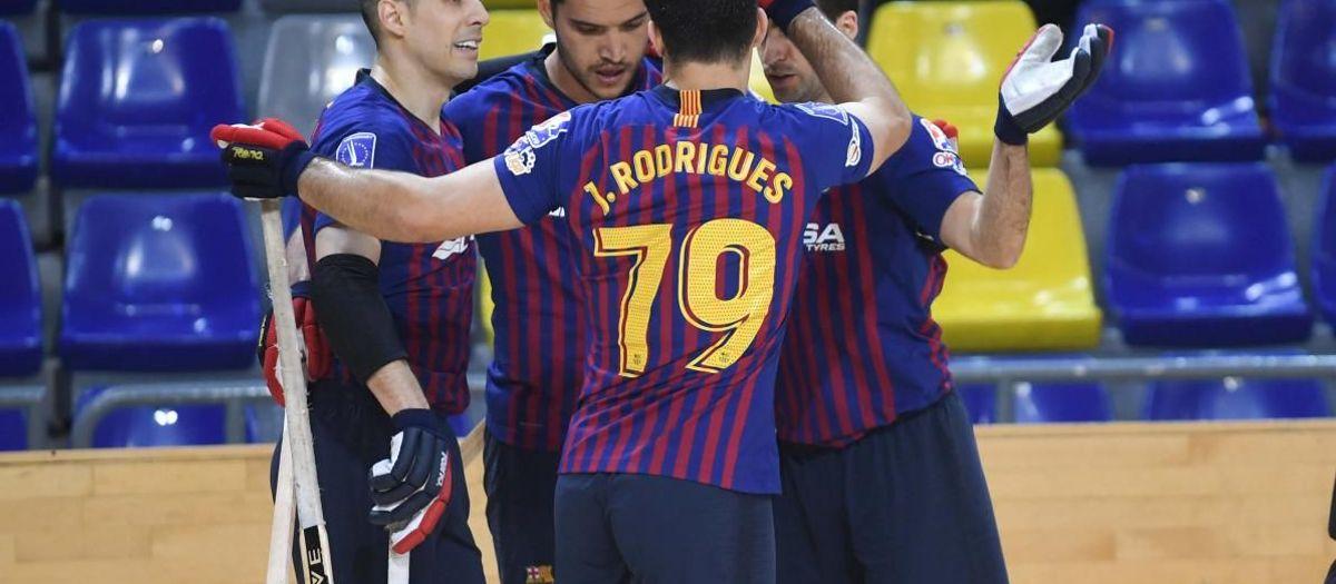 Barça Lassa 11 – 4 PAS Alcoi: Raining goals at the Palau