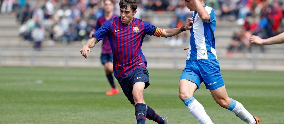 Juvenil B – Espanyol B: Remuntada de campionat (3-2)
