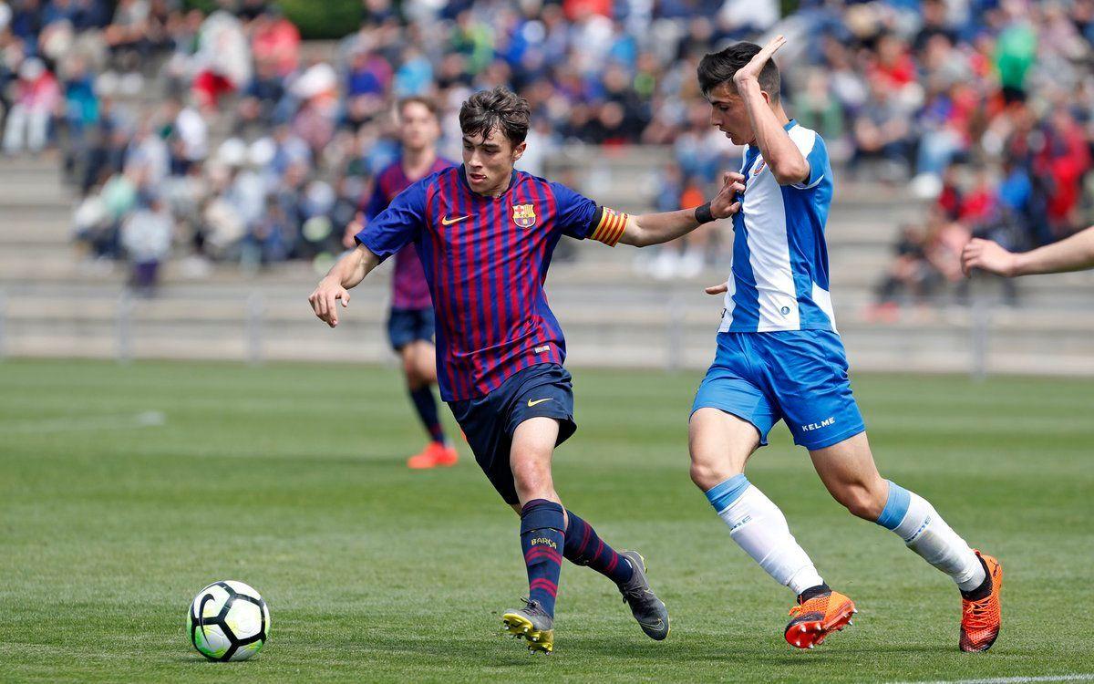 Juvenil B - Espanyol B: Remontada de campeonato (3-2)