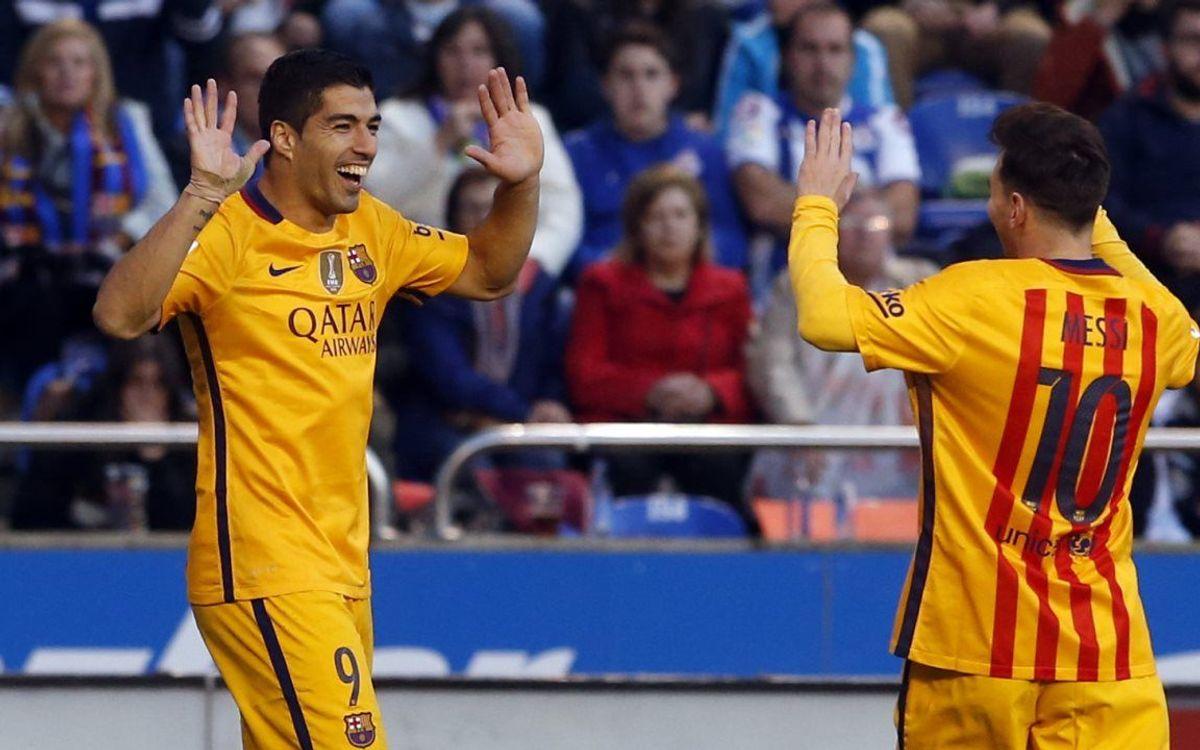 Deportivo - FC Barcelona: Vuelven a sonreír, ¡y mucho!
