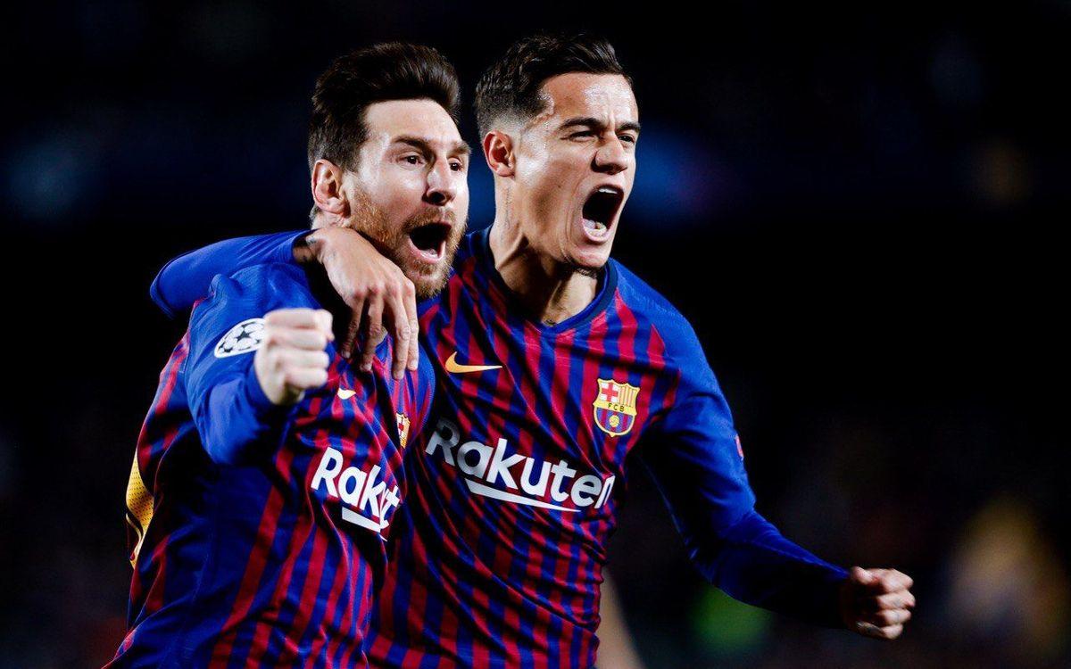 Barça - Man. Utd : Suivez le guide ! (3-0)