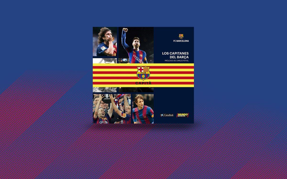 Los capitanes del Barça