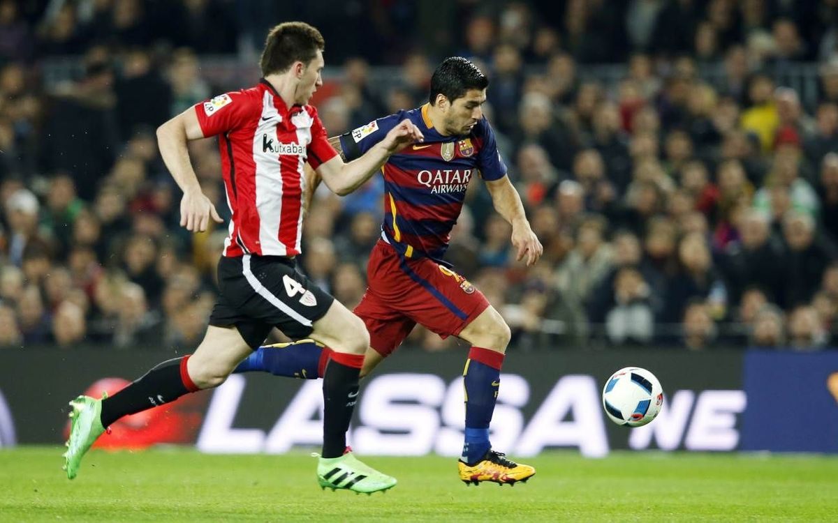 FC Barcelona knock out Athletic for yet another semi-final appearance in the Copa del Rey