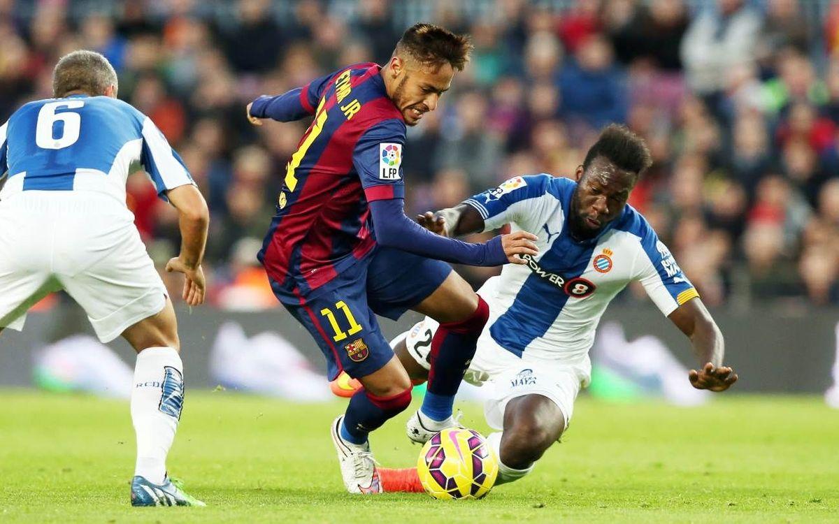 Match preview: RCD Espanyol v FC Barcelona