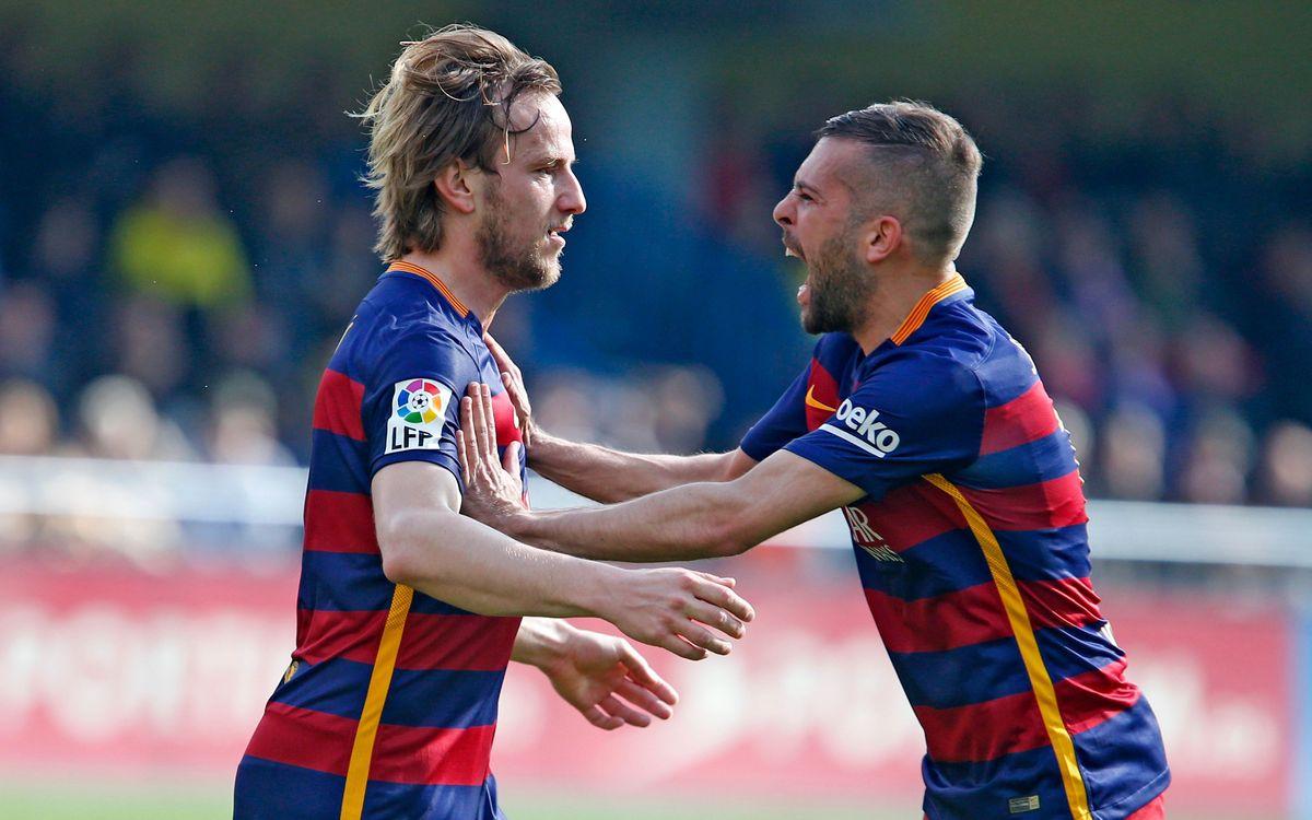 Vila-real CF – FC Barcelona: L'objectiu, un punt més a prop (2-2)