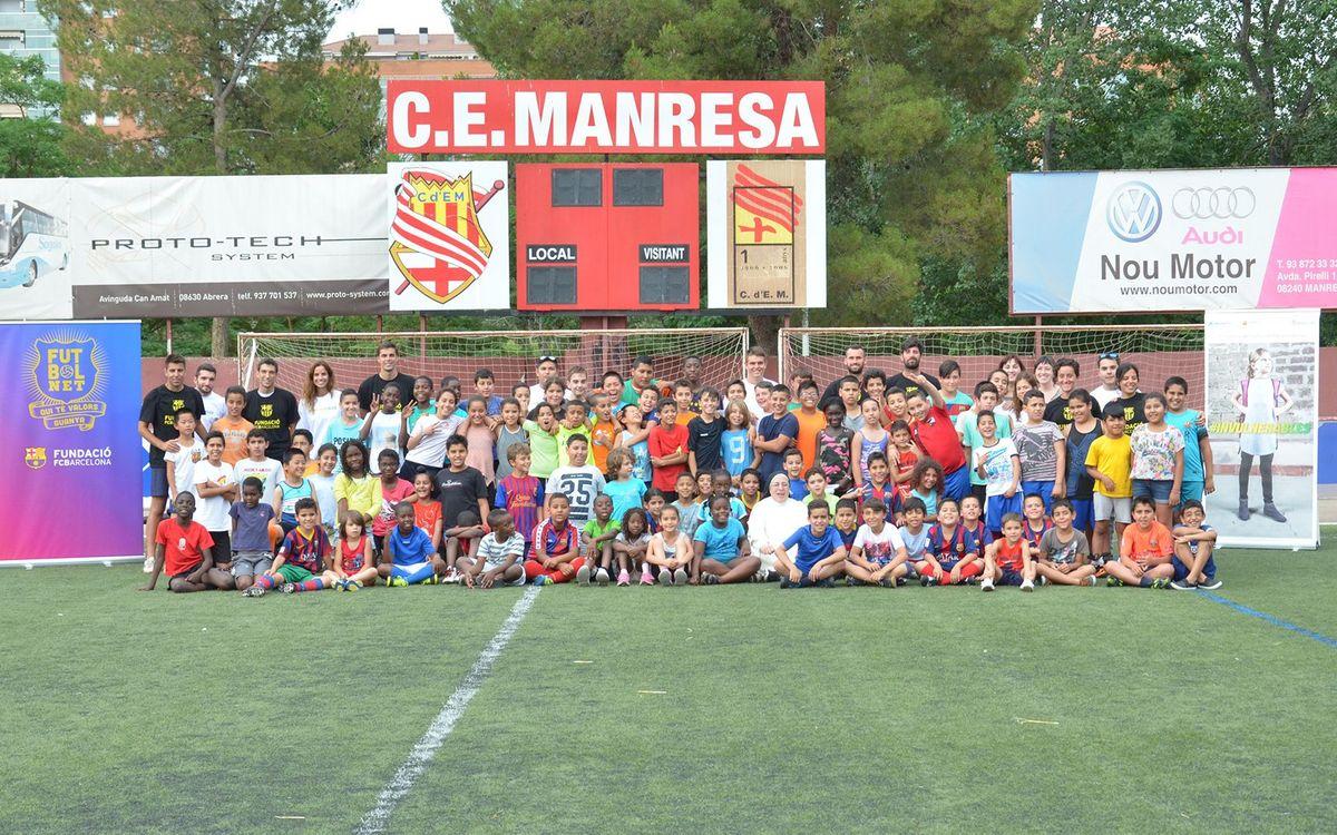 'FutbolNet' triomfa amb #Invulnerables