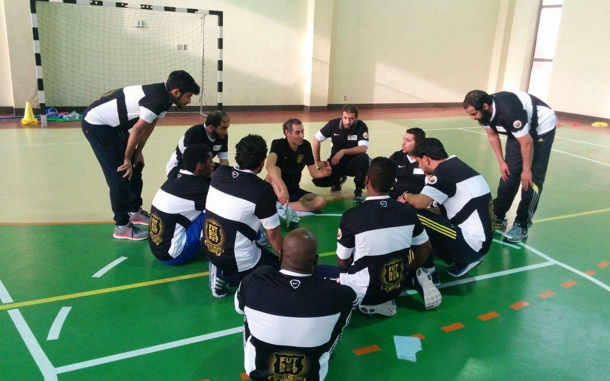 La tercera edició de 'FutbolNet' al Pròxim Orient, en marxa