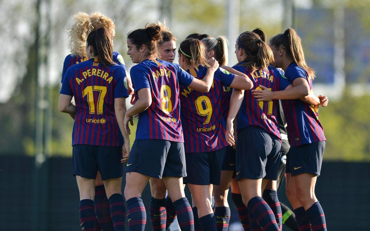 Madrid CFF - Barça Femenino (previa): Semana sagrada