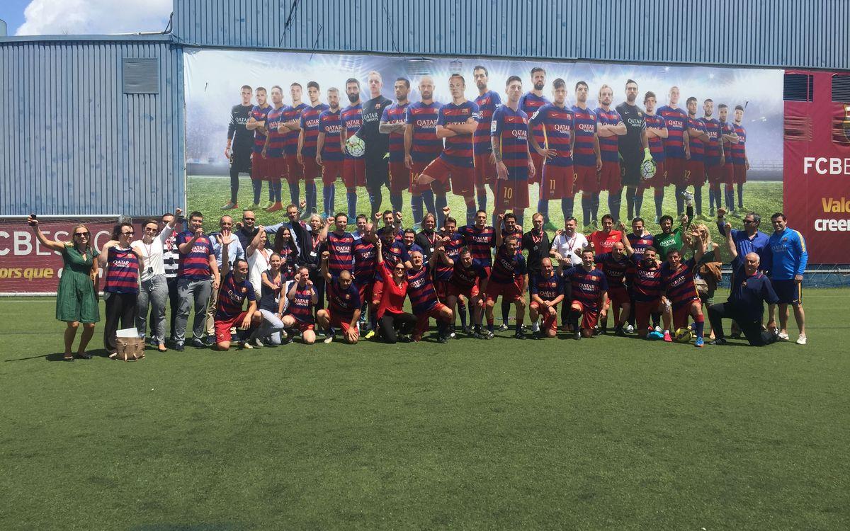 IESE Experience: aplicar els valors del Barça a l'empresa