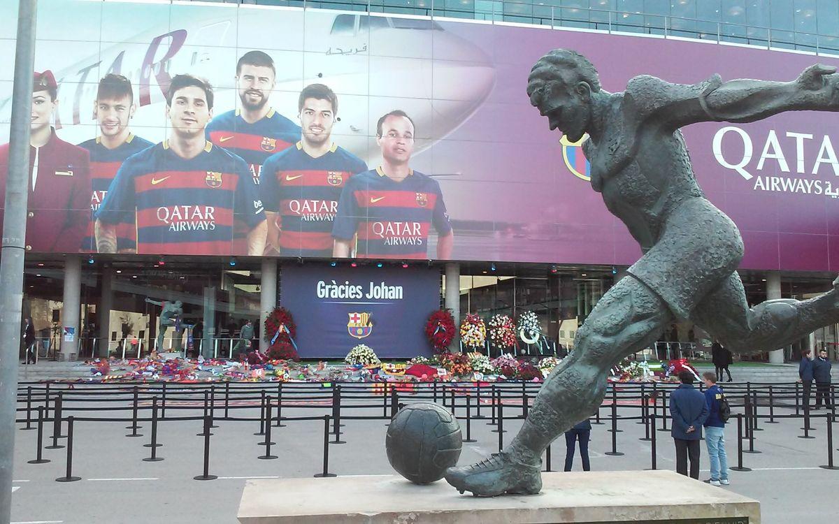 Cruyff: transformación y revolución al Barça