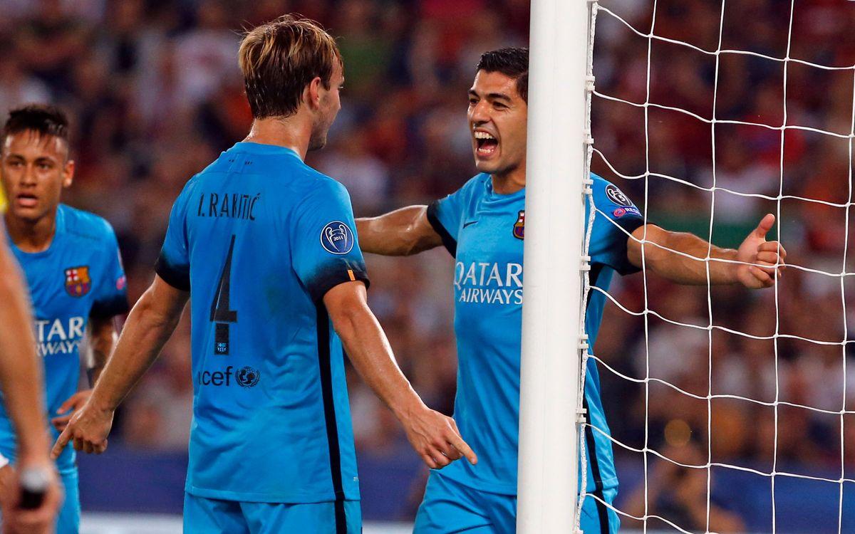 Bayer Leverkusen - FC Barcelona: Con la tranquilidad de tener el trabajo hecho