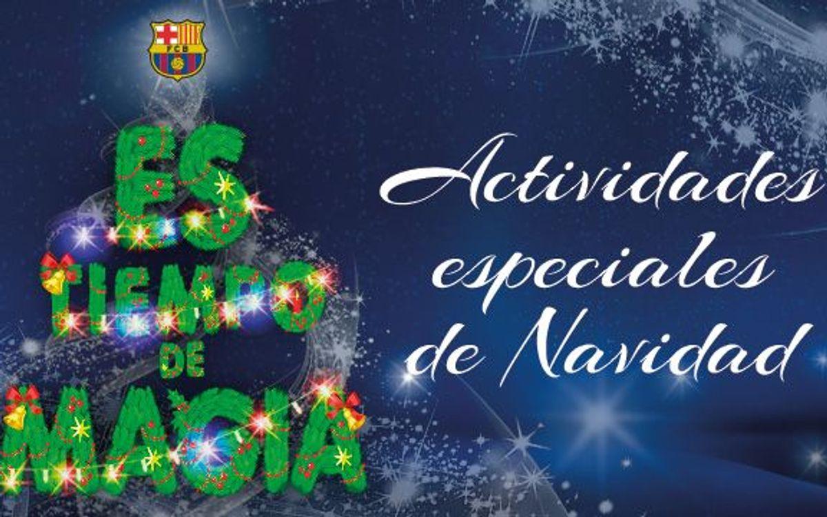 FC Barcelona – Deportivo: Vive la Navidad en el Camp Nou