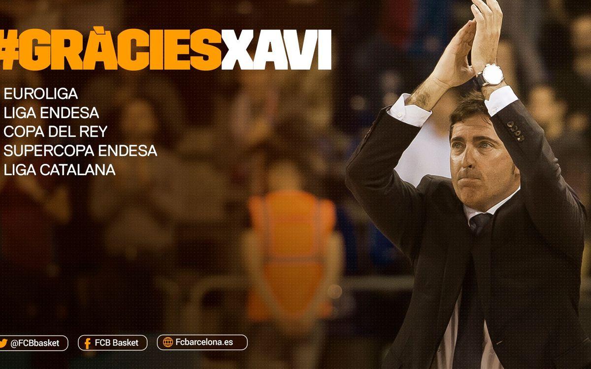 19 títulos, el legado de Xavi Pascual