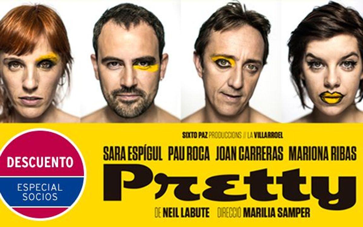 'Pretty', en La Villarroel con descuento especial para los socios