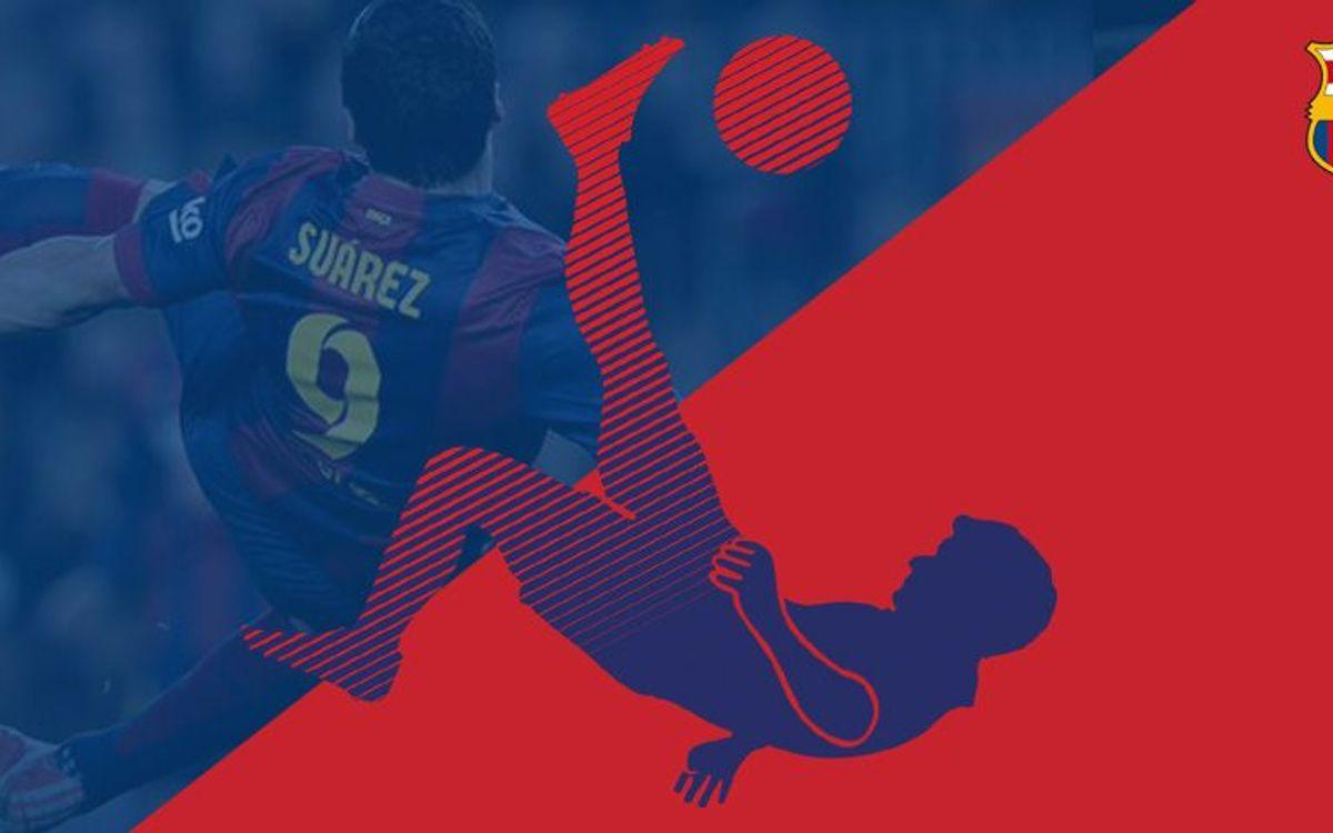 La xilena, nova icona de l'Agrupació Barça Jugadors