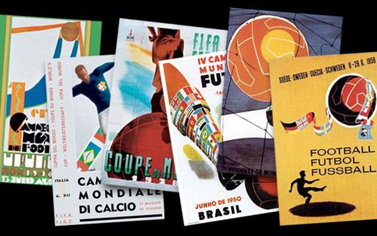 1930-1958: Els Mundials en clau blaugrana (I)