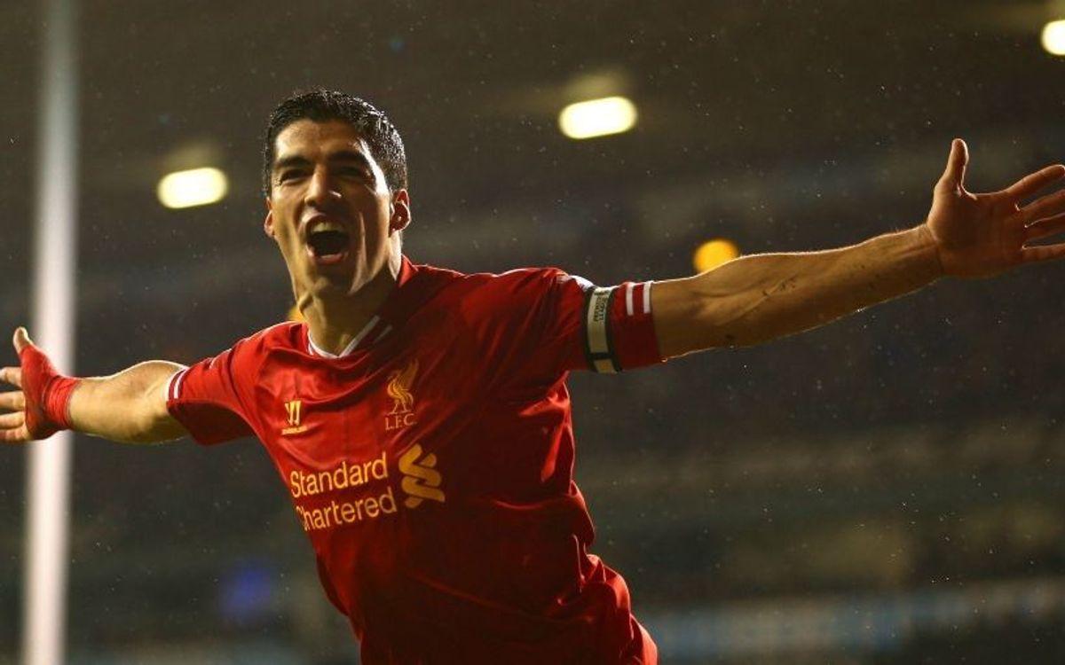 Suárez Liverpool