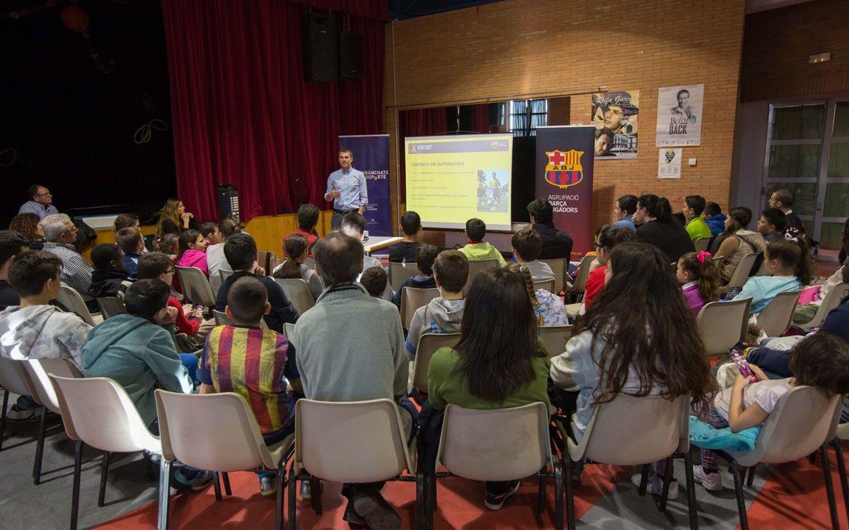 Una nova xerrada de Robert Fernández, a Granada
