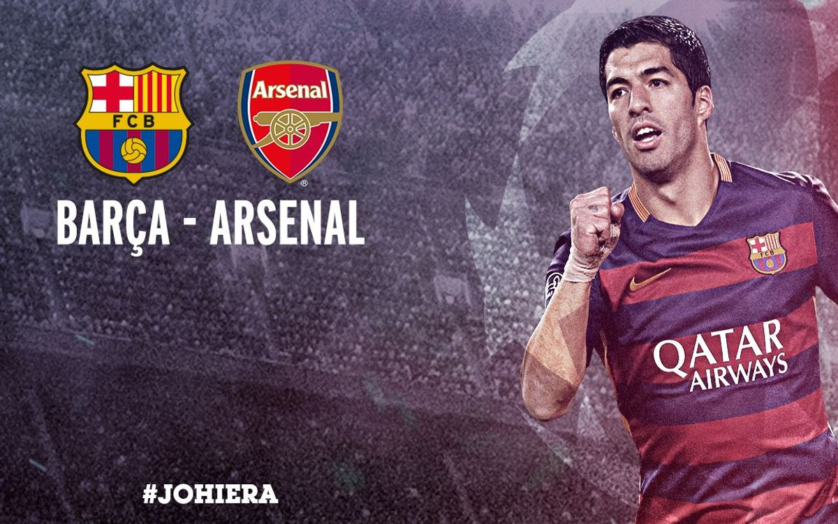Les entrades per al Barça-Arsenal, a la venda a partir d'aquest dilluns