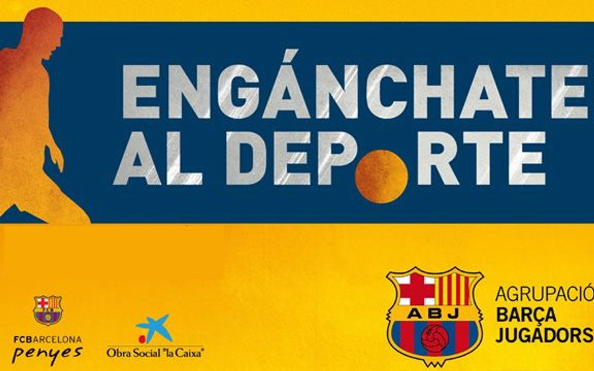 L'Enganxa´t a l'esport arriba dissabte a Bilbao
