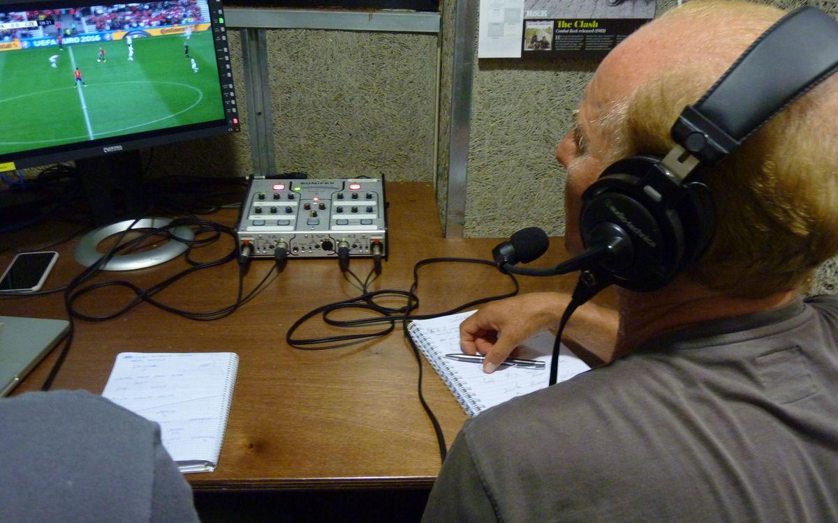 Finalitza el curs de l'Agrupació sobre anàlisi esportiva radiofònica