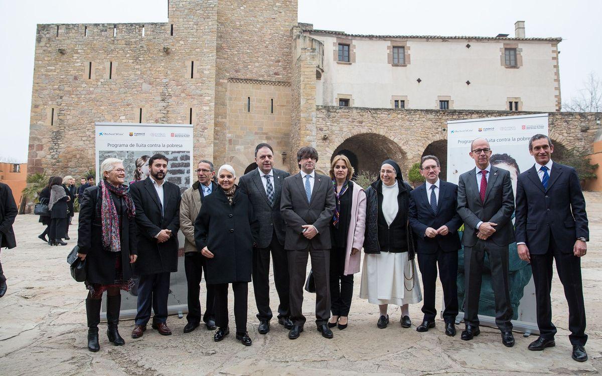 Presentació del projecte #INVULNERABLES a l'empresariat català