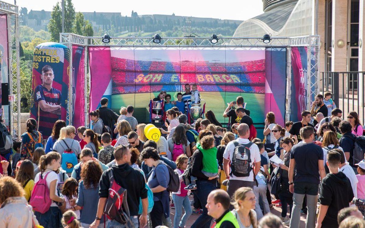 'FutbolNet', protagonista a la Festa dels Súpers